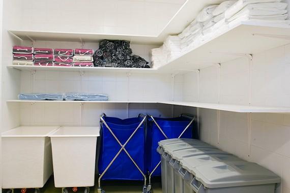 Lavandería Industrial. Almacen-Office